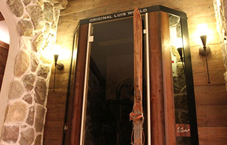 Infrarot Sauna Haus Schoenbrunn